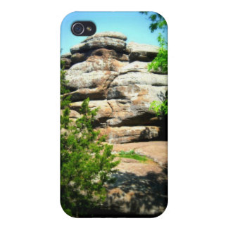 Felsiges Zutageliegen iPhone 4/4S Cover