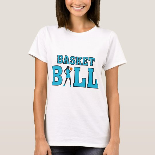 female basketball player team T-Shirt