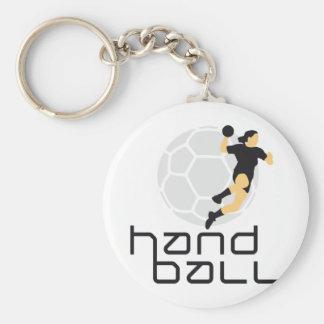 female handball schlüsselanhänger