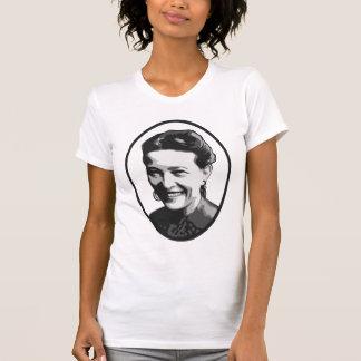 Feminist-T - Shirt Simone de Beauvoir Portrait