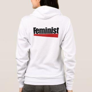 Feministisch Hoodie