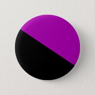 Feministischer Anarchistenflaggenknopf Runder Button 5,1 Cm