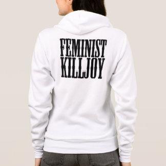 Feministischer Killjoy Hoodie