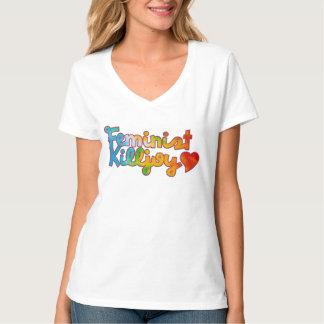 Feministischer Killjoy T-shirt