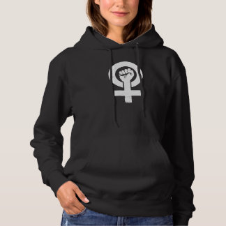Feministischer Widerstand Hoodie