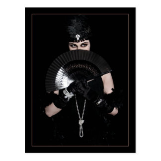 Femme Fatale - Postkarte