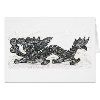 Feng Shui Drache Karte