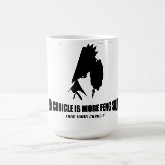 Feng Shui Zelle Kaffeetasse