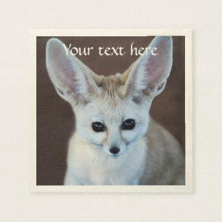 Fennec Fox Papierservietten