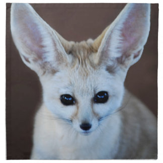 Fennec Fox Stoffserviette