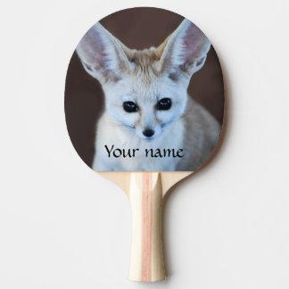 Fennec Fox Tischtennis Schläger