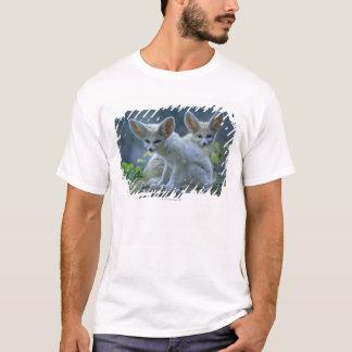 Fennek (Vulpes zerda) W�_stenfuchs, Fennec T-Shirt