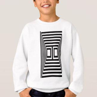 Fenster in die Zukunft Sweatshirt