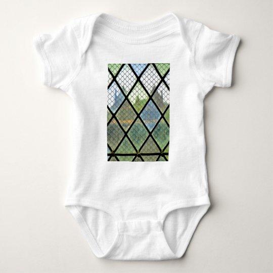 Fenster-Kunst Baby Strampler