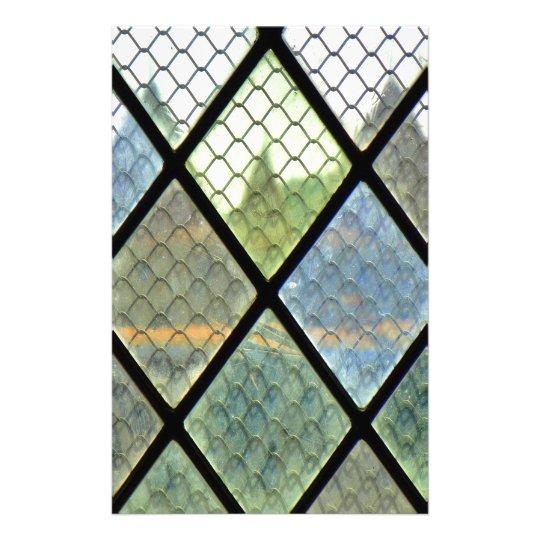 Fenster-Kunst Briefpapier