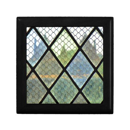 Fenster-Kunst Erinnerungskiste