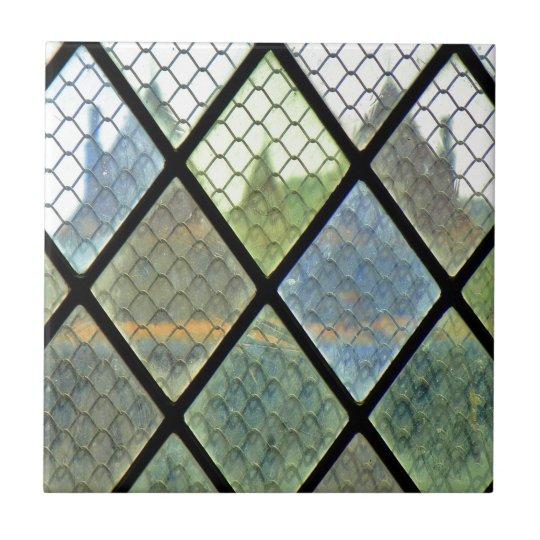 Fenster-Kunst Fliese