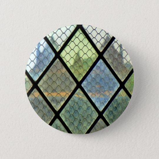 Fenster-Kunst Runder Button 5,1 Cm