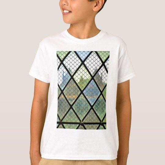 Fenster-Kunst T-Shirt