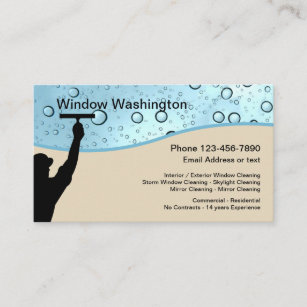 Reinigung Visitenkarten Zazzle De