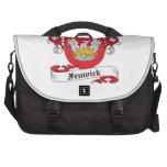 Fenwick Familienwappen Laptop Taschen