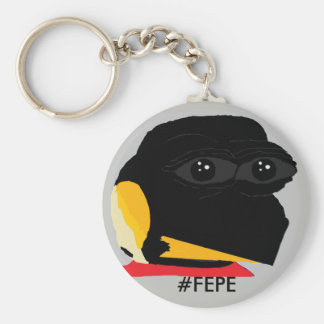 FEPE (grau) Schlüsselanhänger