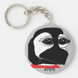 FEPE (JUGEND) (Grau) Schlüsselanhänger