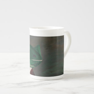Ferdinand-Frosch-Knochen-China-Tasse Porzellantasse