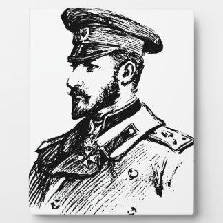 Ferdinand I von Bulgarien Fotoplatte