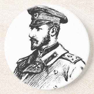 Ferdinand I von Bulgarien Getränkeuntersetzer