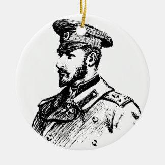 Ferdinand I von Bulgarien Keramik Ornament