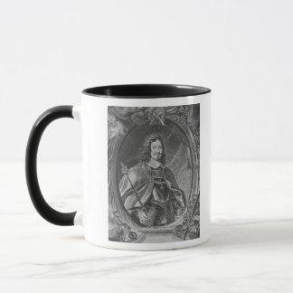 Ferdinand III, heiliger römischer Kaiser Tasse
