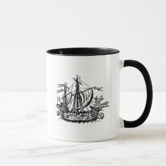 Ferdinand Magellan Boot 'Victoria Tasse