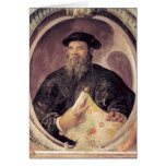 Ferdinand Magellan Grußkarte