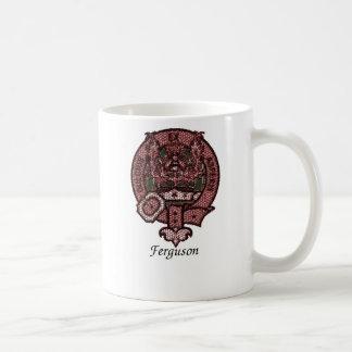 Ferguson-Clan-Wappen Kaffeetasse