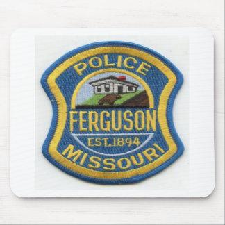 Ferguson-Polizei bessert aus Mousepad