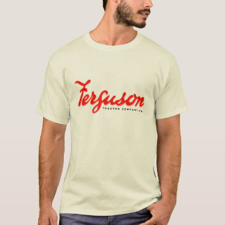 Ferguson-Traktor-Klassen-Vintage wandernde Ente T-Shirt