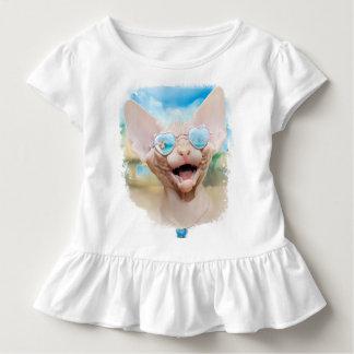 Ferien dating| (Sphinx in der Sonnenbrille) Kleinkind T-shirt