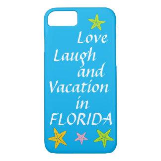Ferien des Liebelachens n in Florida iPhone 7 Fall iPhone 7 Hülle