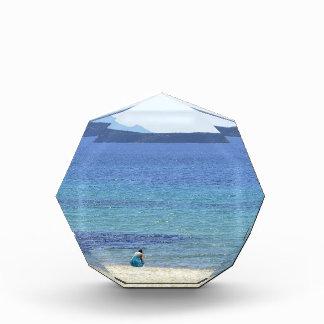 Ferienfeiertags-Blaumeer Auszeichnung