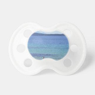Ferienfeiertags-Blaumeer Schnuller