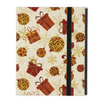 Feriengeschenke u. Weihnachtsverzierungen iPad Etui