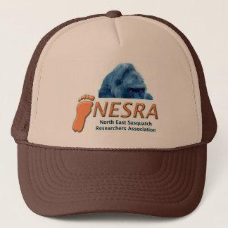 Fernlastfahrer-Baseballmütze mit NESRA Logo und Truckerkappe