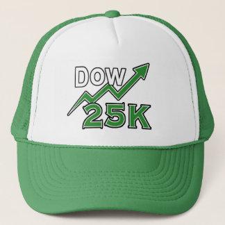 Fernlastfahrer-Hut Dow 25K Truckerkappe
