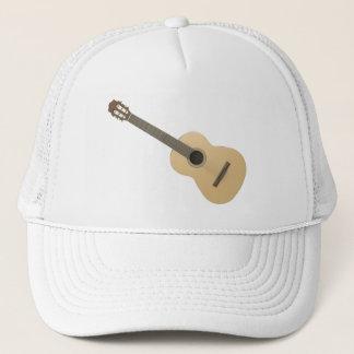 Fernlastfahrer-Hut-klassische Gitarre Truckerkappe