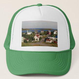Fernlastfahrer-Hut mit NL-Foto Truckerkappe
