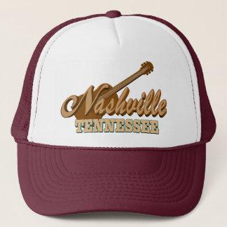 Fernlastfahrer-Hut Nashvilles Tennessee Truckerkappe
