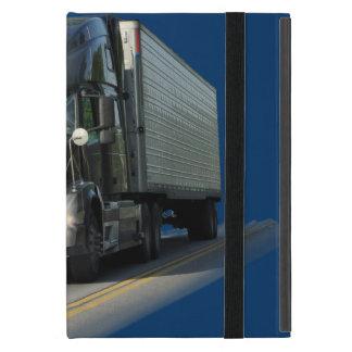 Fernlastfahrer-Lastwagen-Fahrer-schwerer Schutzhülle Fürs iPad Mini