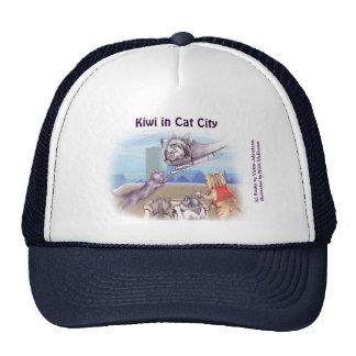 Fernlastfahrerhut - Katzen u. caticopter Baseballmütze