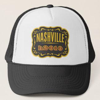 Fernlastfahrerhut Nashvilles h2010 Truckerkappe